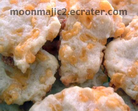 DOG Cookies CHEESY GARLIC Treat Made to Order FRESH!