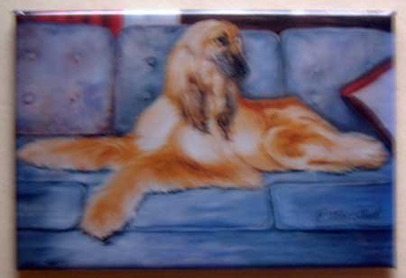 Dog Breed Full Backed Quality Magnet - Maystead - NEW AFH4
