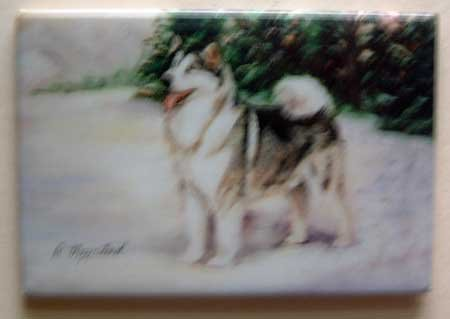 Dog Breed Full Backed Quality Magnet - Maystead - NEW ALM6