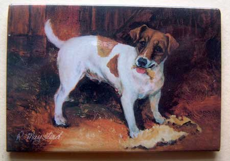 Dog Breed Full Backed Quality Magnet - Maystead - NEW JRU8