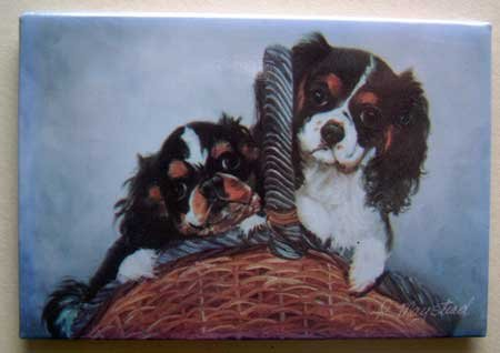 Dog Breed Full Backed Quality Magnet - Maystead - NEW KCS1