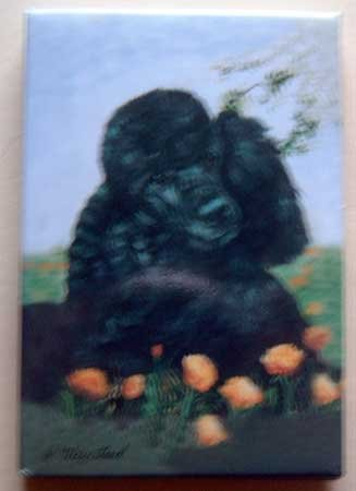 Dog Breed Full Backed Quality Magnet - Maystead - NEW POD15