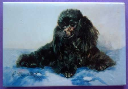 Dog Breed Full Backed Quality Magnet - Maystead - NEW POD13