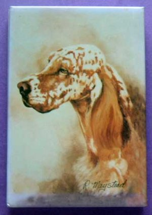 Dog Breed Full Backed Quality Magnet - Maystead - NEW SEE2