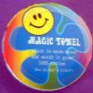 Smiley Face Groovy Magic Towel