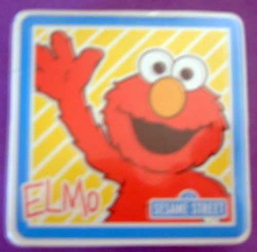 Sesame Street Elmo Puppet Magic Towel