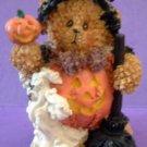 Witch Bear Ghost Pumpkin Halloween Decor Sparkly!