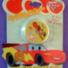 CARS Lightening McQueen Cherry Flash Lip Gloss Disney Pixar NIP