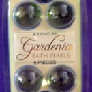 Body Nature Gardenia Bath Pearls 6 pack NIP