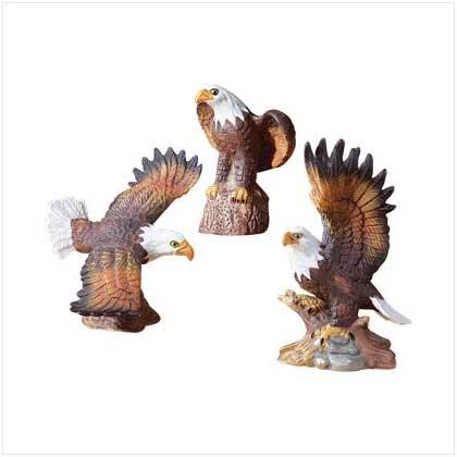 Miniature Eagle Set