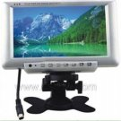 7 inch Stand-alone TFT LCD Monitor With TV Receiver