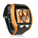 1.66 inch TFT Touch Screen Watch Phone With 1.3MP Camera and Bluetooth function 2.0