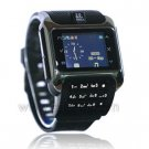 1.33 inch Display Screen Watch Phone With 2.0MP Camera and Bluetooth 1.2.1(FTP A2DP AVRCP)