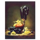 Handmade Oil Painting - Fruits - 30 inch x 40 inch