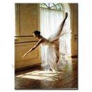 Handmade Oil Painting - Dancing Girl - 30 inch x 40 inch