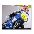 Handmade Oil Painting with Sports 24 inch x 36 inch