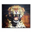 Handmade Oil Painting Animal Tiger 36 inch x 48 inch