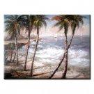 Handmade Oil Painting - Sea Scenery - 30 inch x 40 inch