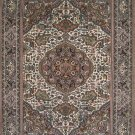 2'x3' Small Hand Knotted Traditional Chinese Silk Area Rug/Carpet 8