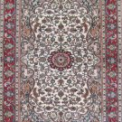2.5'x4' Kashan Small Hand Knotted Traditional Oriental Silk Area Rug/Carpet 17