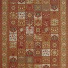 5'*8'Red Broadloom Woven Polyester Persian Area Rug/Carpet 11