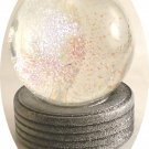 CRYSTAL BALL WITH SPARKLE STAND