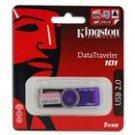Genuine Kingston DT101 G2 32GB USB Flash Drive (Purple) FREE SHIPPING