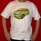 Green Toyota Prius T-Shirt