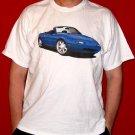 1st Generation Mazda MX-5 Miata T-Shirt -Eunos Roadster