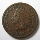 Nice Original  XF 1884 Indian Head Penny Cent