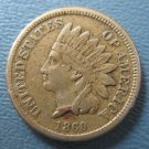 Nice Original VF/XF 1860 Indian Head Penny Cent