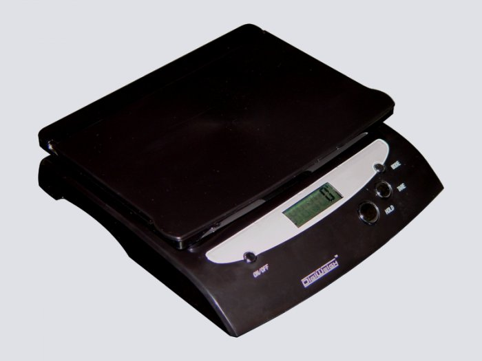 52 LB Digital POSTAL SCALES - Black