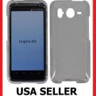 HTC Inspire 4G Faceplate Hard Cover Case CLEAR