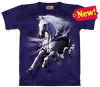 Breakthrough Horse T-Shirt by The Mountain M,L,XL