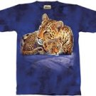 Panther in Moonlight T-Shirt by The Mountain M L XL
