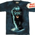 Stalking Panther T-Shirt by The Mountain M L XL