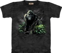 Mountain Gorilla T-Shirt by The Mountain M L XL