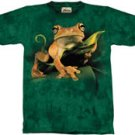 Hanging Out Frog T-Shirt by The Mountain M L XL