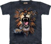 Breakthrough Lion T-Shirt by The Mountain M L XL
