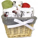 Dr. Seuss Cat in the Hat 7pc Basket Gift Set