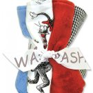 Dr. Seuss Cat in the Hat Wash Cloth Set
