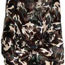 Custom Handmade Camouflage Toddler Car Seat Cover