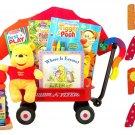 Winnie The Pooh Baby Radio Flyer Wagon - Personalized