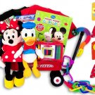 Disney Minnie Mouse Clubhouse Baby Gift Basket - Personalized
