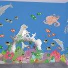 Magical Under Sea Adventures Mural