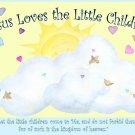 Jesus Loves The Children 5'