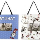 Dr. Seuss Cat in the Hat 2pc Frame Set