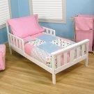 Cupcake Toddler Bedding