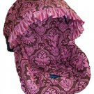 Girl Friends Infant Car Seat Cover