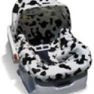 Cow Infant Car Seat Cover